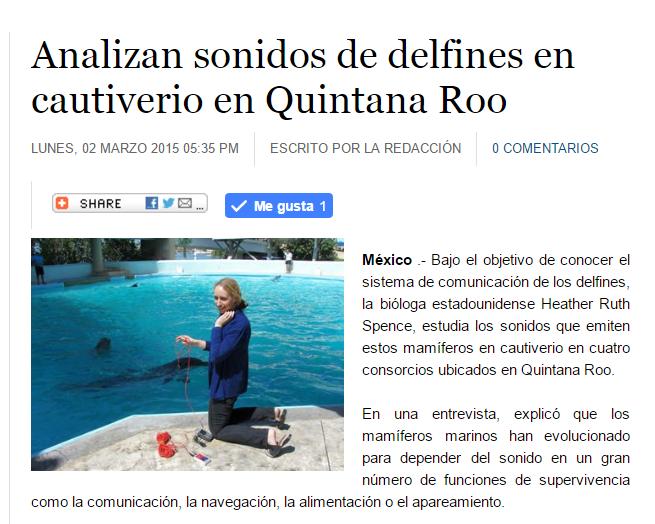 20150302 diario dom delfines en cautiverio