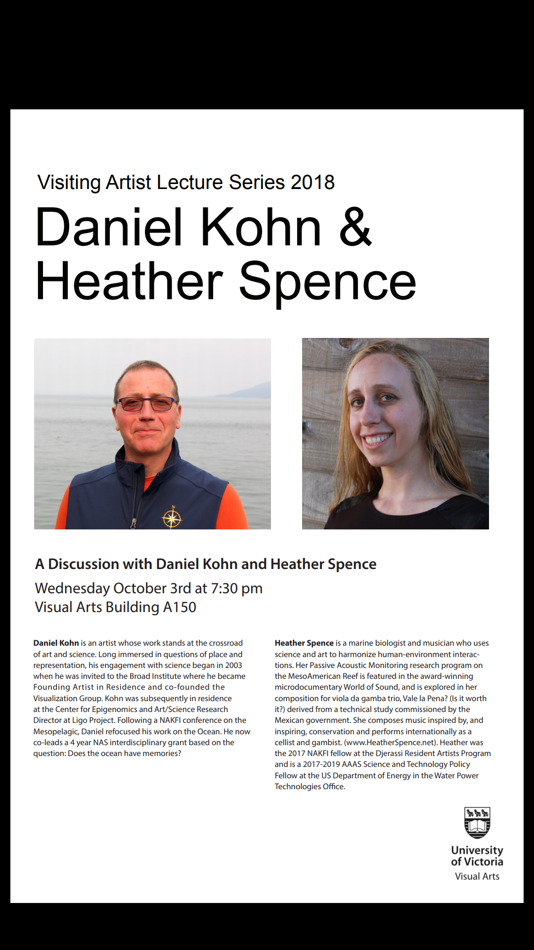 Heather Spence Daniel Kohn Canada